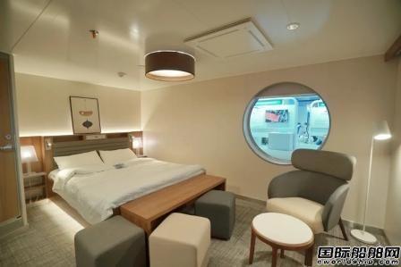 中船邮轮正式发布新型国产高端模块化舱室