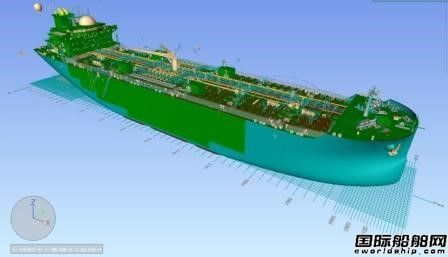 大连中远海运重工推进49900吨油轮生产技术准备