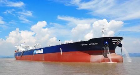 """中远海运重工再获""""老客户""""2艘阿芙拉型油船订单"""