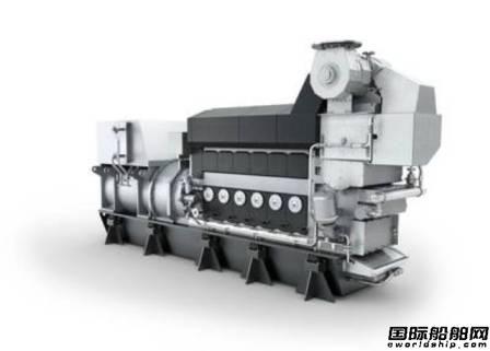 MAN发动机获中国内河与近海市场系列订单
