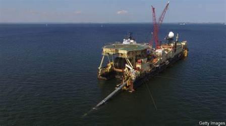 怕美国制裁?保赔协会拒绝为俄罗斯天然气管道项目船舶保险