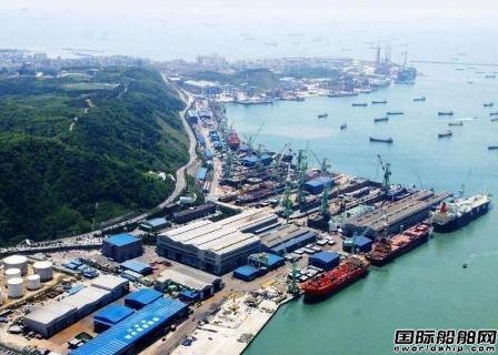 现代尾浦造船一艘MR型油船备选订单确认生效