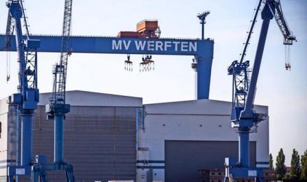云顶香港旗下船厂获德国政府1.93亿欧元援助