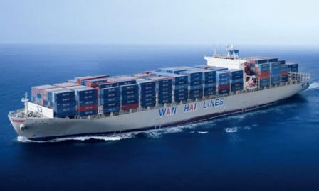 万海航运预计集装箱船运价年底前将维持高位