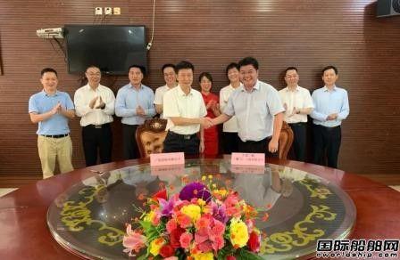 正力集团与两大央企战略合作再签近3亿元船舶升级改装工程协议