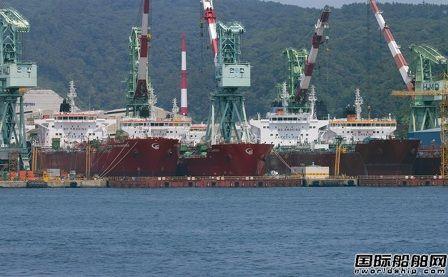 现代尾浦造船再获2艘LPG船订单