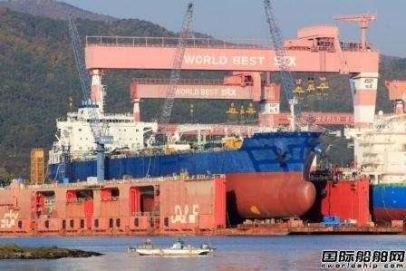 """又有2艘订单生效!STX造船""""起死回生""""?"""