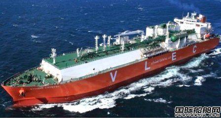 GTT获韩国船企4艘VLEC配套订单