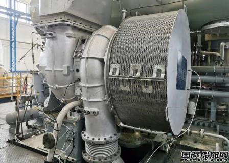 江增重工研制国内最大型号涡轮增压器匹配试验成功