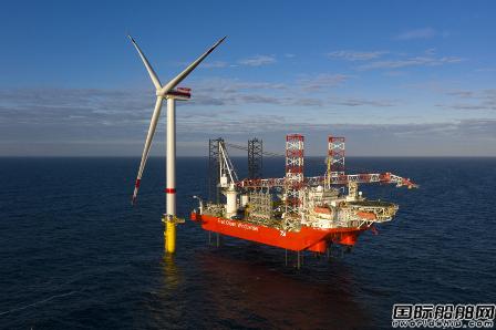 吉宝岸外与海事获4.4亿美元可再生能源船舶订单