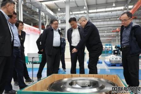 首台国产海上平台用25兆瓦燃气轮机项目通过国家验收