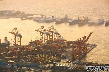 中远海运升级希腊比港修船设施打造地中海修船中心