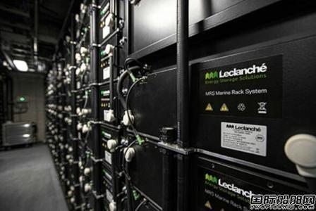 Leclanche电池存储系统获2艘混合动力船合同