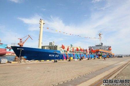 交船签单!大船集团海产养殖装备市场获突破