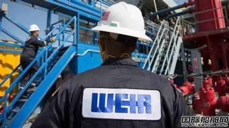 卡特彼勒4亿美元收购Weir集团油气业务