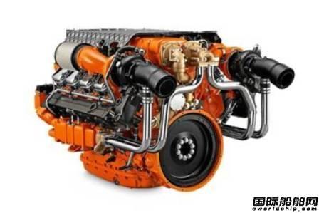 Scania指定Laborde公司为美国新船机产品经销商