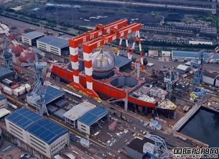 日本船企单月接单量连续两月同比增长