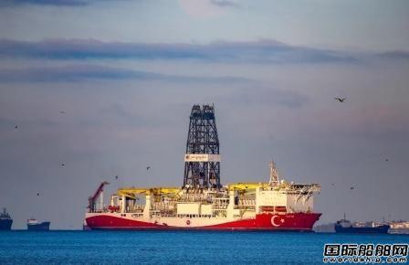 """土耳其""""Oruç Reis""""号地震勘探船重回东地中海遭质疑"""