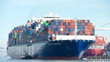 """有船为王?集装箱船市场将迎来新一轮""""订单潮"""""""