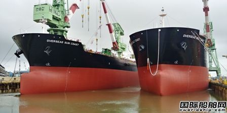 """中国船厂出局?沙特6艘MR型油船订单成韩国""""内战"""""""