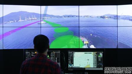 三星重工完成韩国首次远程自主航行实船海试