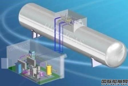 沪东重机获扬子江船业主机和LNG燃气供应系统订单