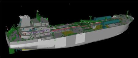武船24000吨原油船顺利通过主船体综合布置评审