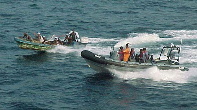 国际海事署:全球海盗活动正在加剧
