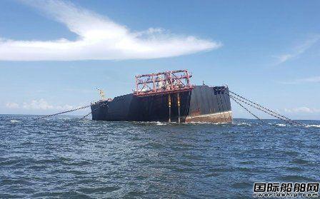 """快沉了!""""Nabarima""""轮严重侧倾恐引发海洋生态灾难"""