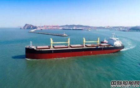大连中远海运川崎再获Akmar散货船订单