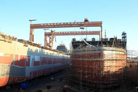 山船重工全面推进成本工程实现企业扭亏脱困