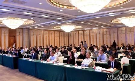 第二届海洋科学考察船技术高峰论坛在沪举行