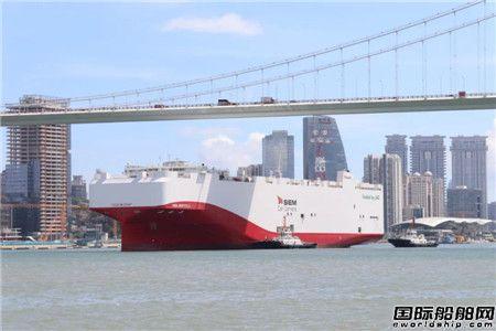 �B船重工交可以说是取代了二号付全球第二艘7500�LNG�恿ζ���L�b船