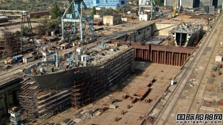 """好消息?全球造船业""""库存""""订单降至30年最低"""