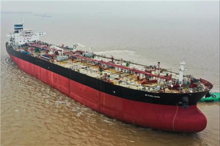 舟山中远海运重工两天3船3节点全力冲刺四季度