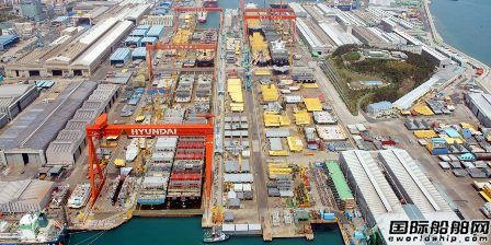 现代重工获2亿美元VLCC和成品油船订单