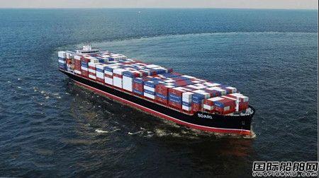 上船院研发多型内贸集装箱船获市场热捧