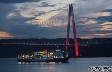 土耳其派第三艘钻探船赴黑海作业