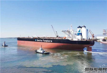 山船重工第100艘脱硫改装船顺利完工