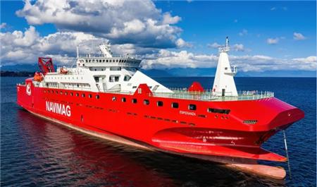 独特船艏!加拿大推出远洋及内河船舶创新