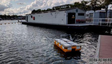 MIT开始测试能搭载乘客的无人驾驶船
