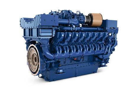 罗罗MTU船用发动机获中国一阶段排放认可证书