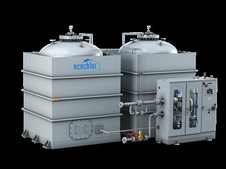 压载水处理中二氧化氯与氯大不相同