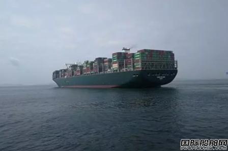 鑫亚船舶完成长荣海运系列集装箱船脱硫塔改装