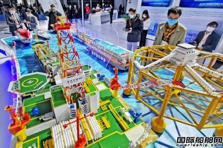第十四届大连国际海事展览会开幕
