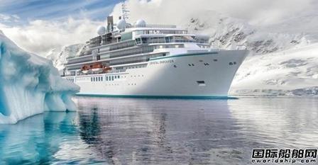 MV Werften推迟交付全球最大极地探险邮船