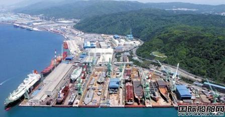 现代尾浦造船第三季度盈利增长超预期