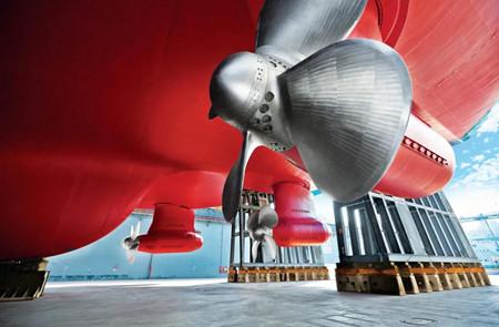 ABB接获大宇造船6艘破冰LNG船3亿美元配套订单
