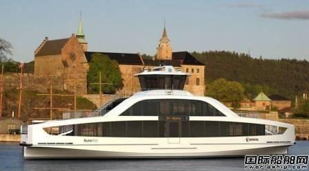 Sefine船厂获得Boreal公司5艘电力渡轮订单