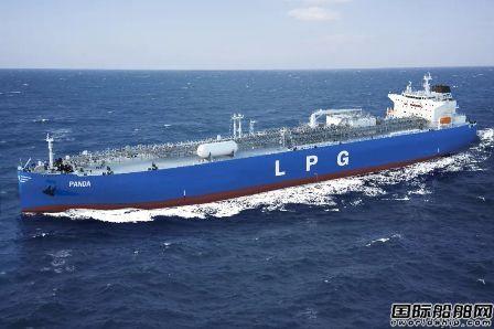 江南造船签订3+3艘93000方VLGC订单